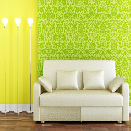 It Doesn't Have Always Paint for Covering Wall, Wallpaper Can Do Better Because It's Cheap | SARAÈ Blog
