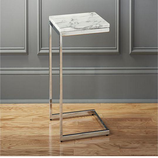 Meja Serbaguna Unik Berbentuk 'C' yang Minimalis | SARAÈ Blog