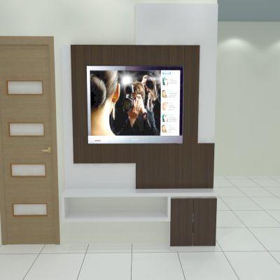 Television Backdrop C | SARAÈ