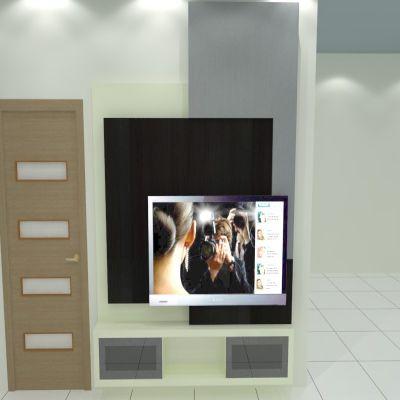 Television Backdrop D | SARAÈ