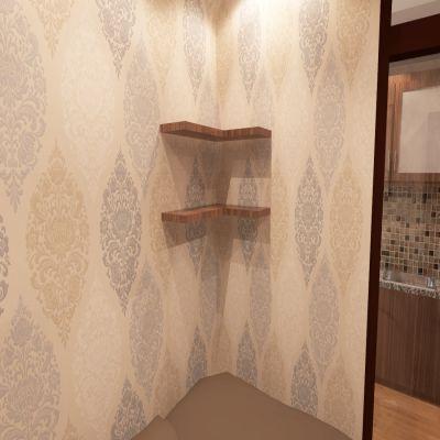 Corner Floating Shelves | SARAÈ