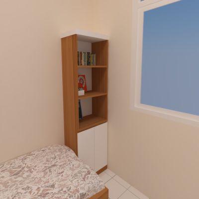 Minimalist Cupboard | SARAÈ