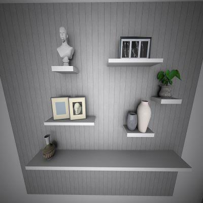 Combination Floating Shelves | SARAÈ