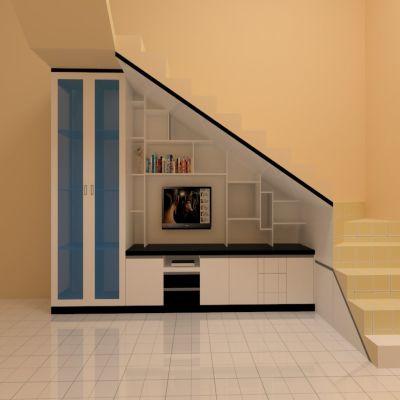 White Downstair Wardrobe | SARAÈ