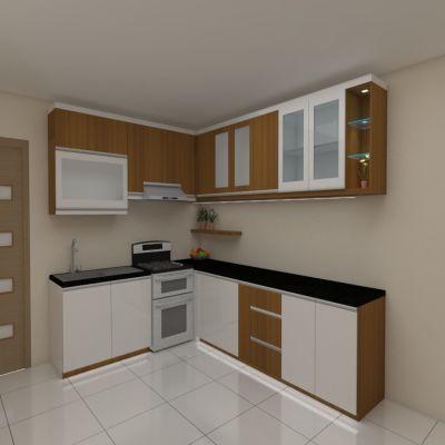 Basic Wood Kitchen   SARAÈ