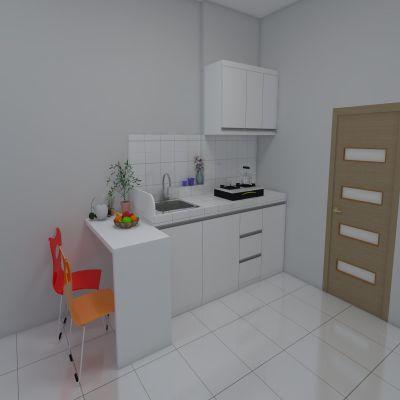 Small Kitchen Set   SARAÈ