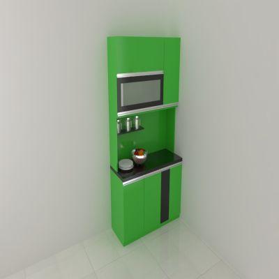 Small Green Kitchen Set | SARAÈ