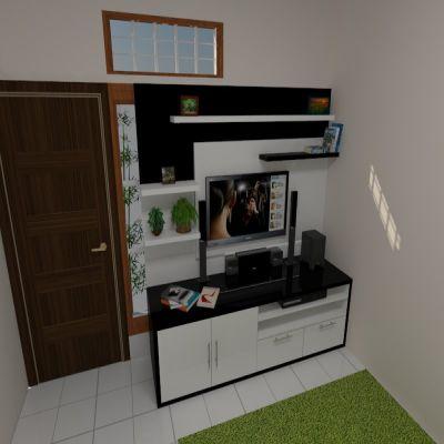 Elegant Television Buffet | SARAÈ