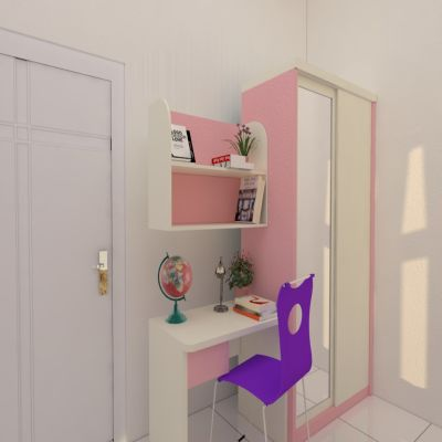 Pink Wardrobe Set | SARAÈ