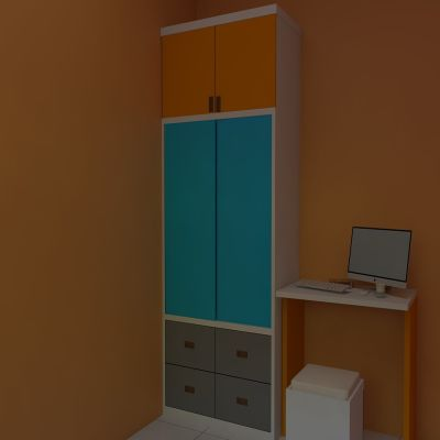 Colorful Wardrobe | SARAÈ