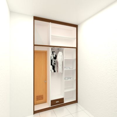 Wall Wardrobe | SARAÈ