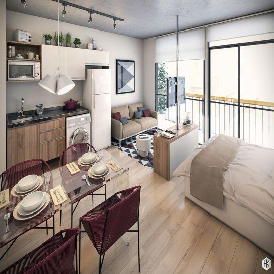 A Pennywise Studio Apartment! | SARAÈ Blog