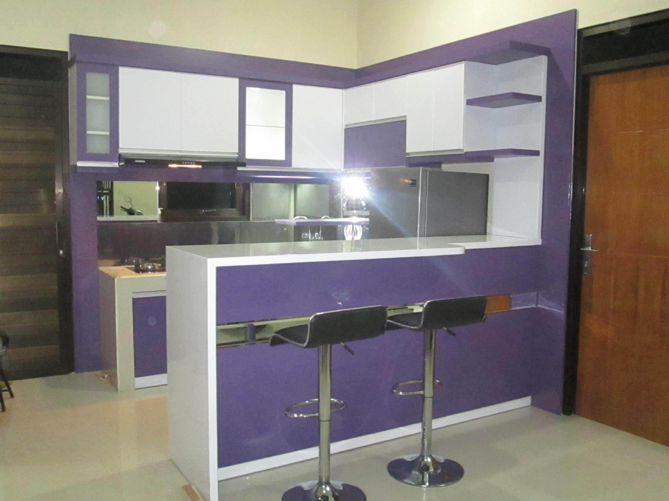 Purple Kitchen Set | SARAÈ