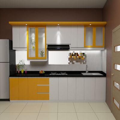 Yellow Kitchen Set   SARAÈ