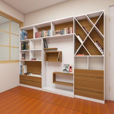 Big Bookshelf | SARAÈ