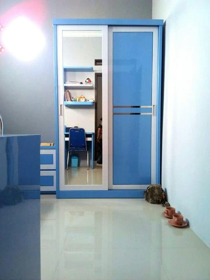 Blue Wardrobe | SARAÈ