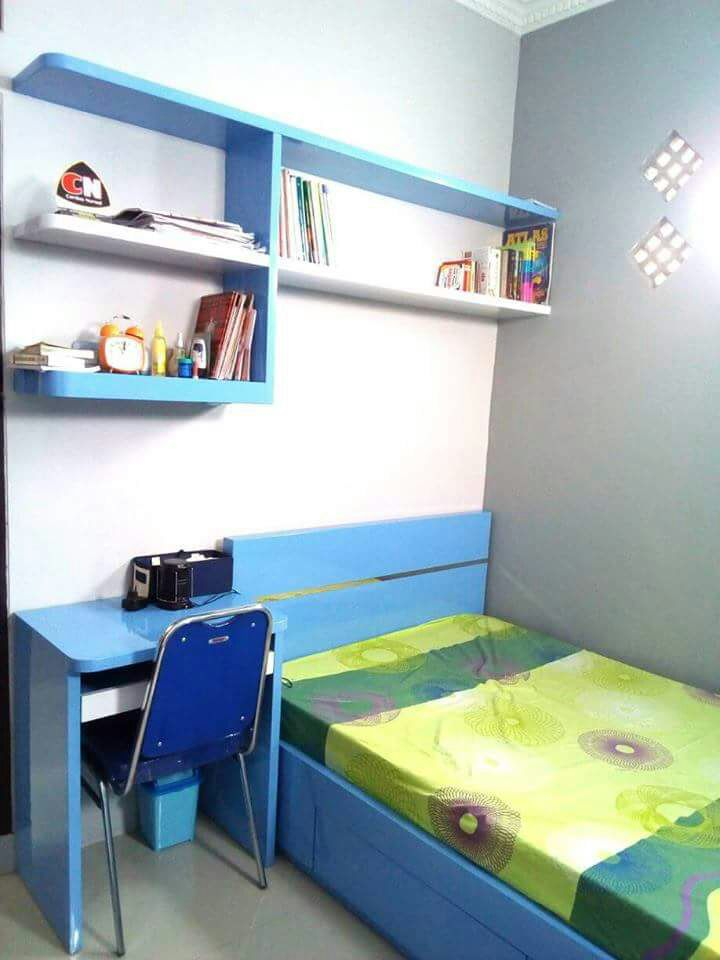 Blue Bedroom Set | SARAÈ