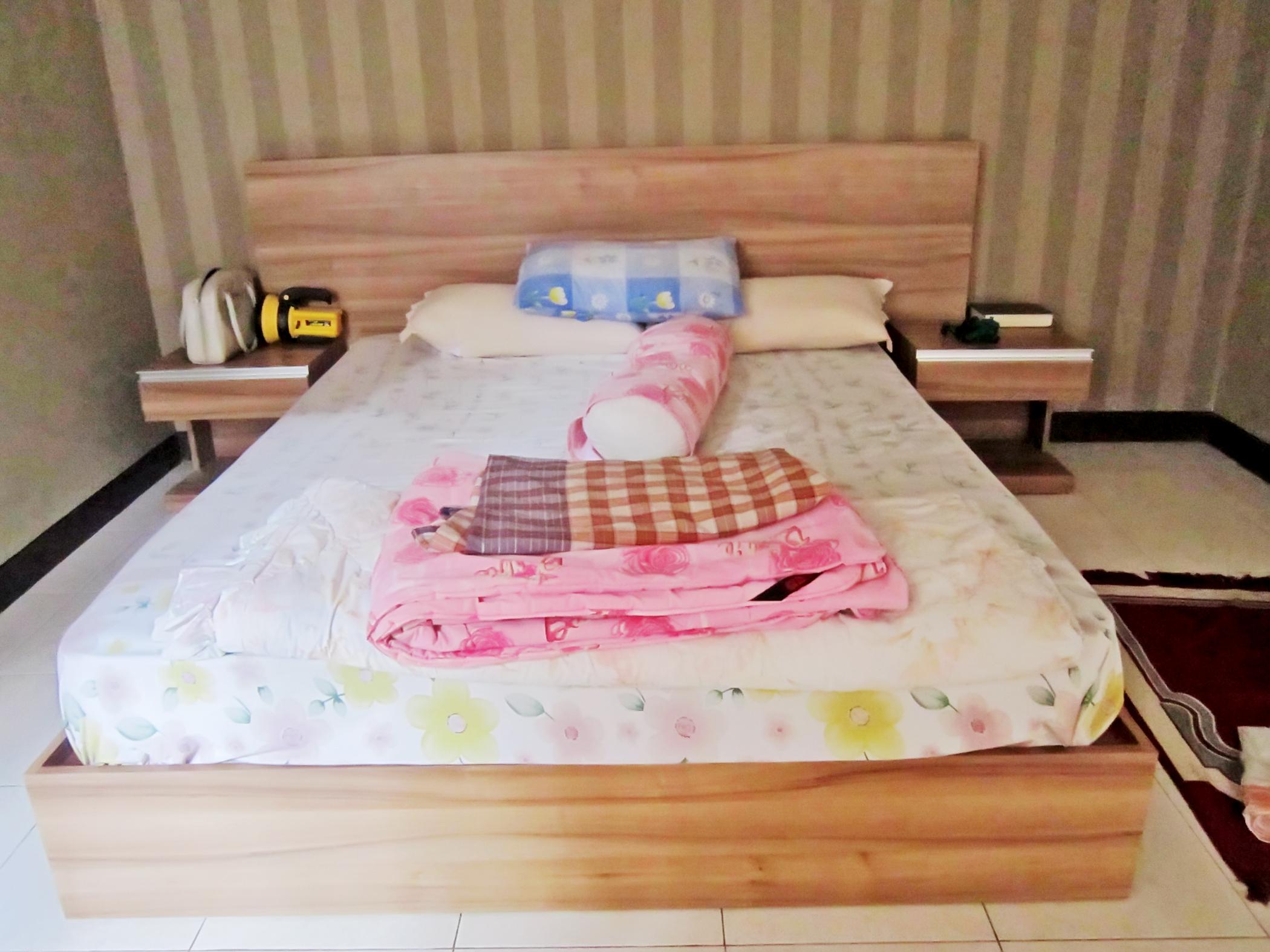 Wood Bed Set | SARAÈ