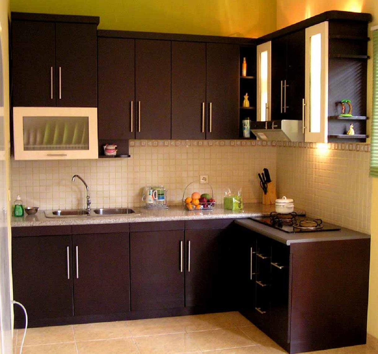 Brown Kitchen   SARAÈ