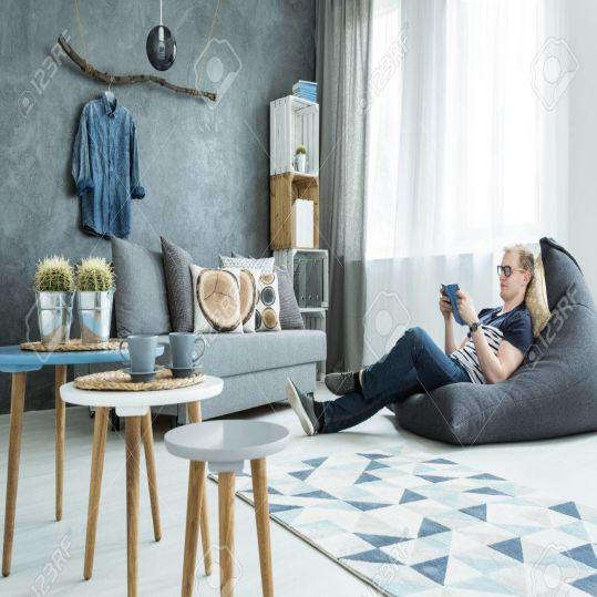 Bean Sofa Unik yang Mengurangi Kesan Kaku   SARAÈ Blog