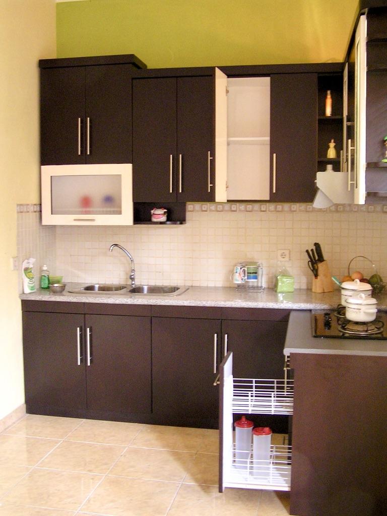 Brown Cooking Space | SARAÈ