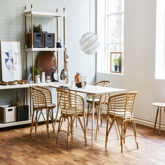 Kursi Rotan Pemanis Ruangan dengan Desain Minimalis | SARAÈ Blog