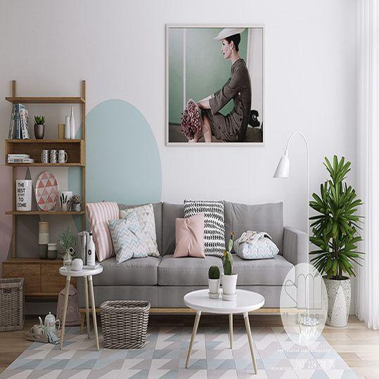 Interior Berwarna Pastel yang Kini Sedang Naik Daun | SARAÈ Blog