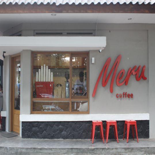 #TodayReview Trend Kedai Kopi To Go: Meru Coffee | SARAÈ Blog