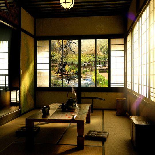 Interior Sentuhan Oriental yang Minimalis dan Hangat   SARAÈ Blog