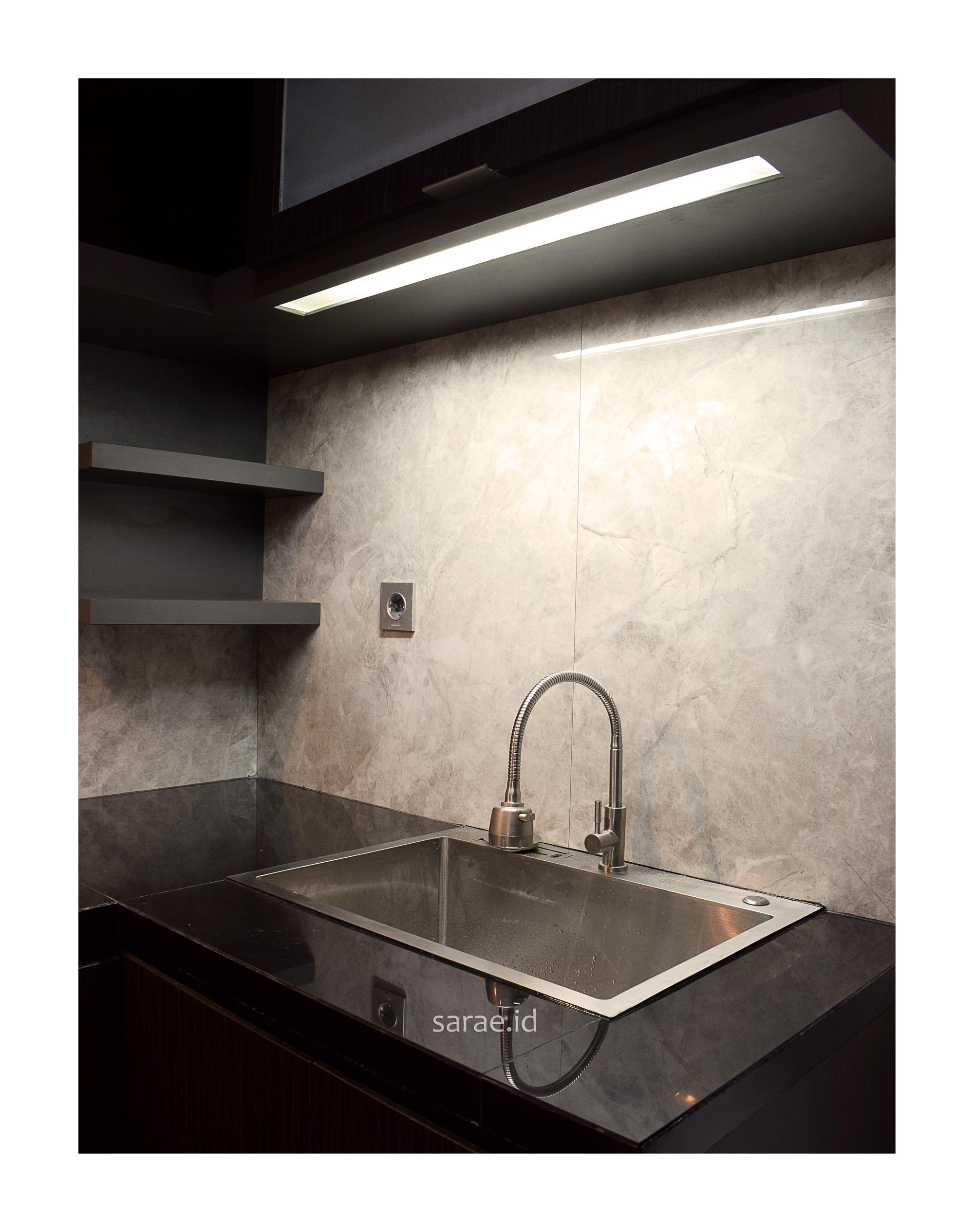 Kitchen set Modern Minimalis | SARAÈ