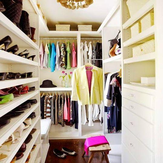 Efektifitas Fungsi Ruang dengan Walk In Closet | SARAÈ Blog