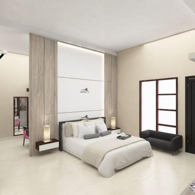 Master Bed | SARAÈ