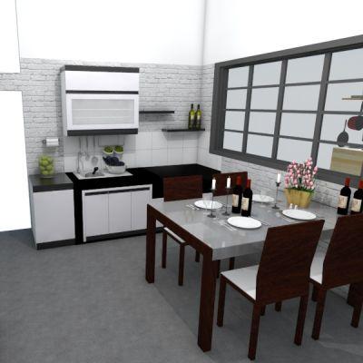 Interior Ruang Makan | SARAÈ