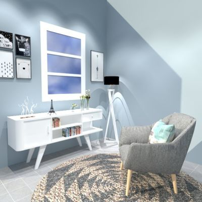 10 Ide Desain Ruang Santai | SARAÈ