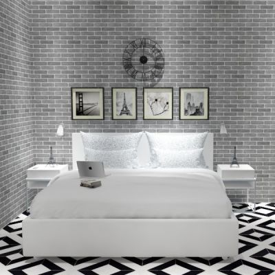 Ide-ide Desain Tempat Tidur | SARAÈ