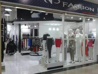 Interior Toko Fashion | SARAÈ