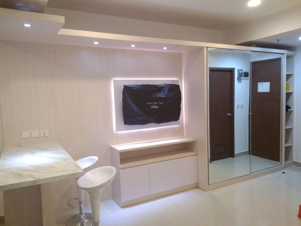Interior Apartemen Studio | SARAÈ
