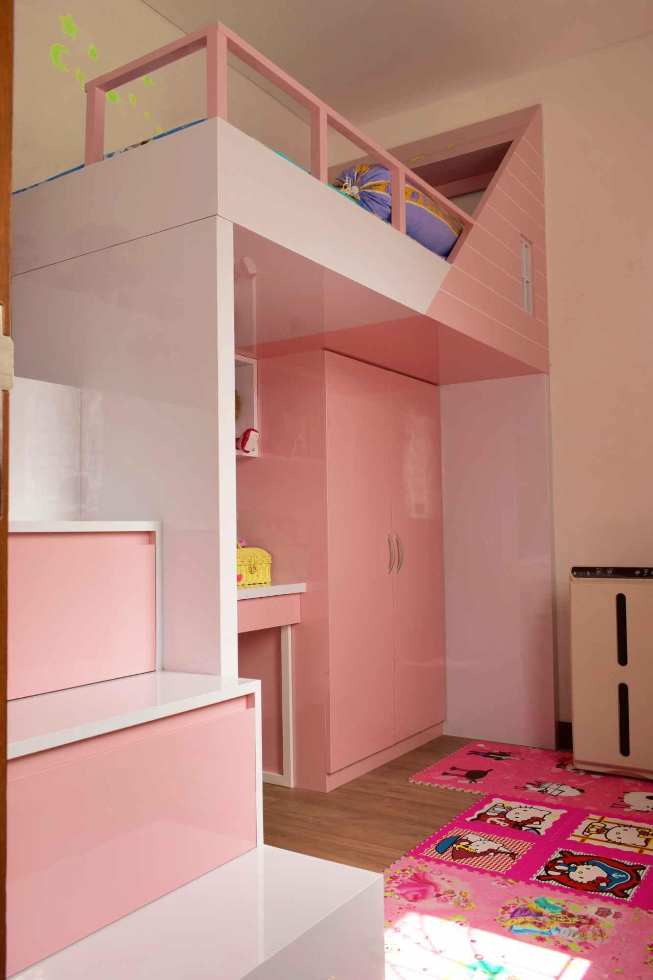 Ide Interior Kamar Anak Perempuan | SARAÈ