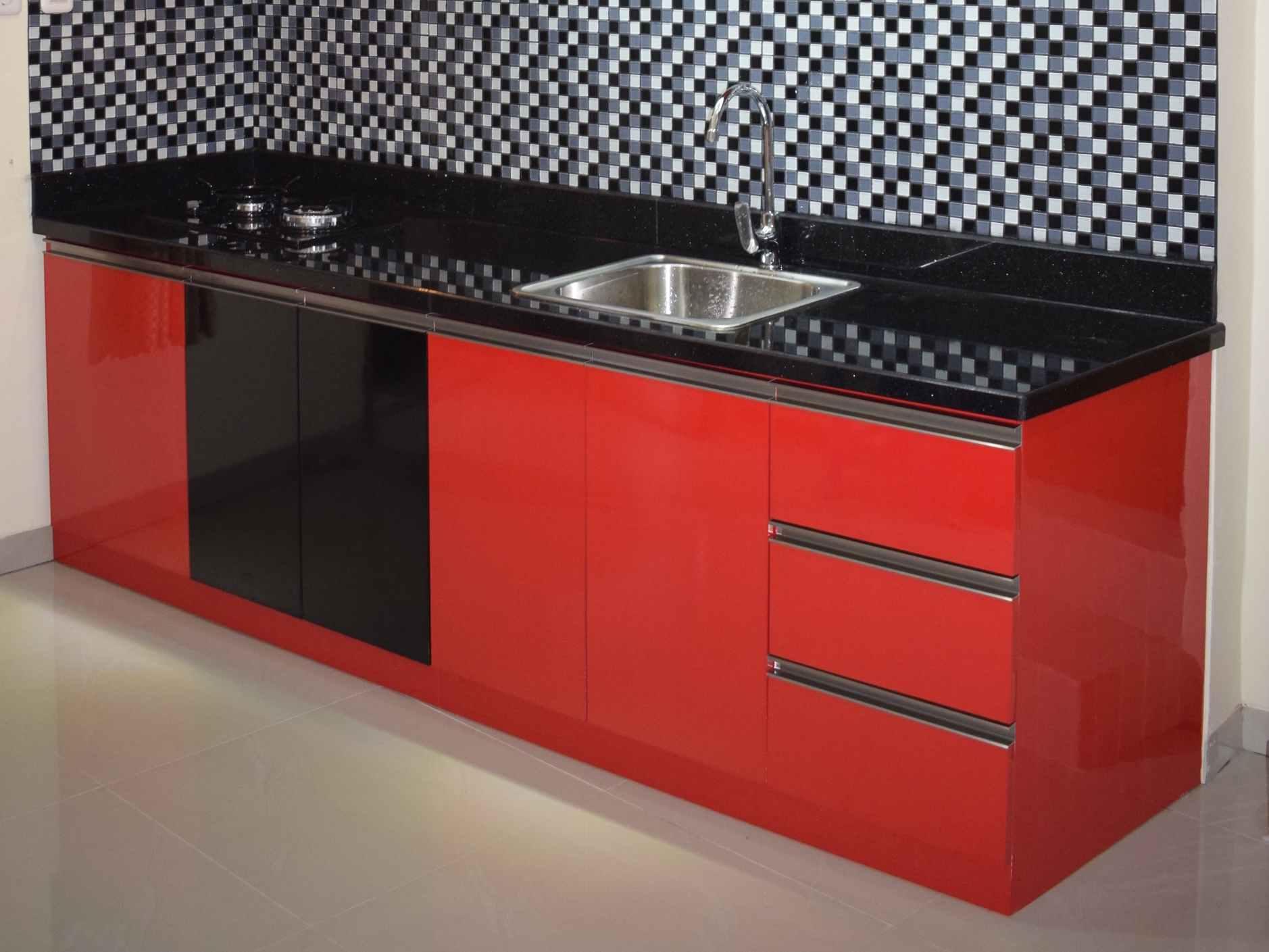 7 Model Kitchen Set Kecil | SARAÈ