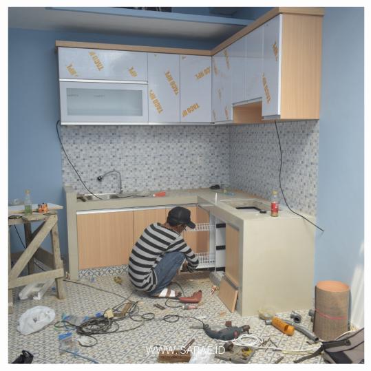 5 Hal yang Perlu Dilakukan Sebelum Membuat Kitchen Set Minimalis | SARAÈ Blog