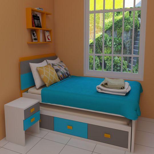 11 Perlengkapan Furniture Kamar Tidur Untuk Menambah Kenyamanan dan Meningkatkan Kualitas Tidur | SARAÈ Blog