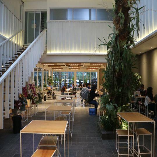 #TodayReview Coworking Space di Bandung dengan Design Interior Paling Cozy untuk Dipakai Kerja | SARAÈ Blog