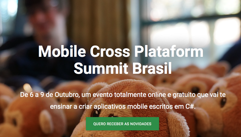 Mobile Cross Plataform Summit Brasil