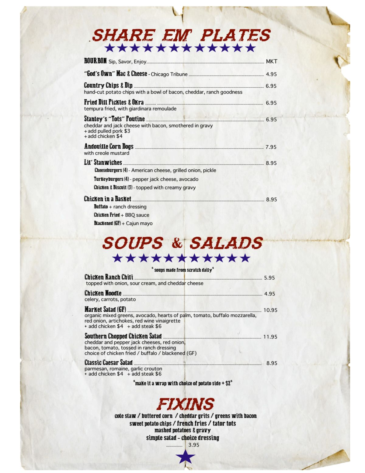 Stanley\'s Kitchen and Tap Chicago