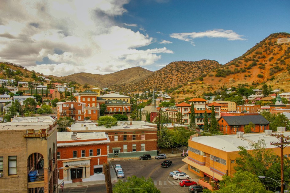"BISBEE: The ""Queen of the Mining Towns""Daily Tucson Shuttles available! (w/ advance RSVP's)"