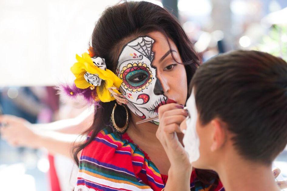 10th Annual El Dia de los Muertos Celebration