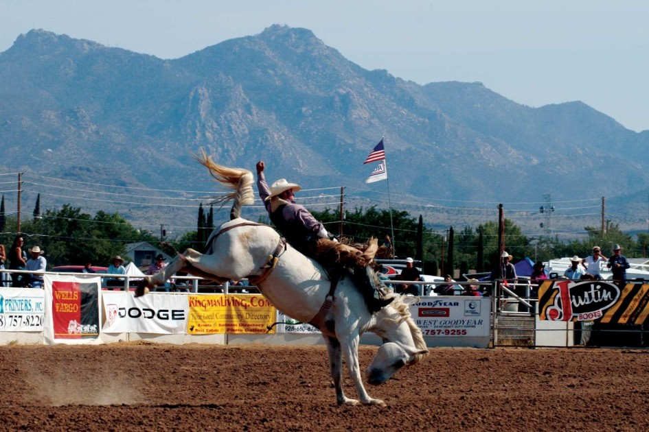32nd Annual Andy Devine Days PRCA Rodeo