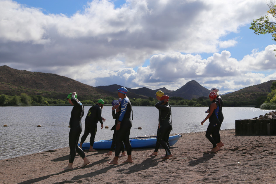 Patagonia Lake Triathlon