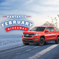 Fantastic February Giveaway