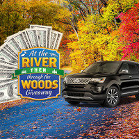 At the River Then Through the Woods Giveaway